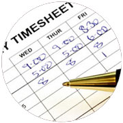 Staff Timesheets and Work Attendance